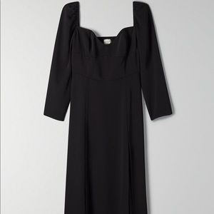 Aritzia Wilfred Tulum Dress